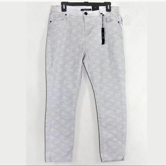 b4d2dc2c1f9 Roz   Ali ankle pants Art Deco jeans -12 misses 🌺